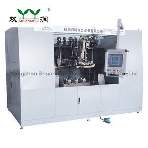 5 Axis Plastic Broom Making Machine