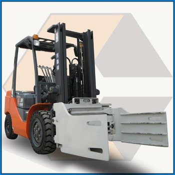 With Attachment Bale Clamp Kaup Cascade Bolzoni Chinese 3t Diesel Forklift Truck Buy