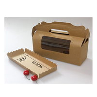 Cake Use and Corrugated Board Paper Type Cake boxes and cake boards