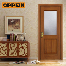 Oppein good manufacturers supply malaysia price mahogany solid wood door