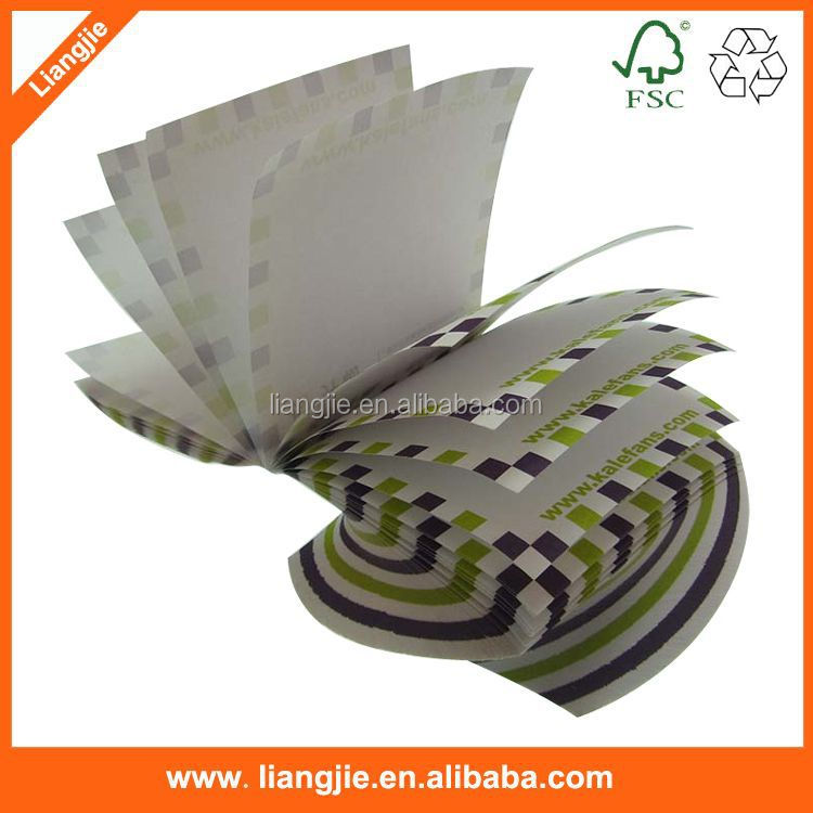 Advertisement Twisted Sticky Notes,Memo Pad,Advertisement Spiral ...