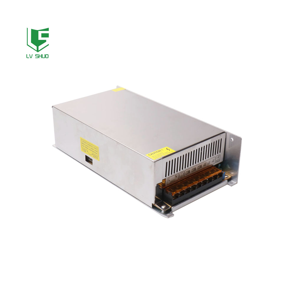 Single Output Aluminum Shell 12V 60A Switching Power Supply