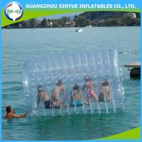 Inflatable water walking roller, inflatable water wheel