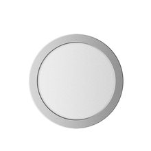CE RoHS Indoor Ultra Slim Smd office Recessed Round led 6w 12w 18w 24w Panel Light