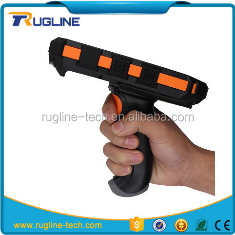 2016 Handheld Laser Barcode Scanner pda test terminal senter st327 with bluetooth printer