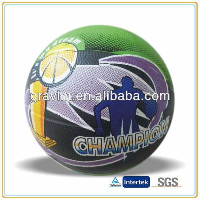 Champion freestyle promotional basketball