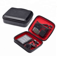 KID waterproof PU cover durable carrying hard custom eva tool case