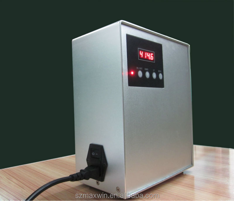 1000 Cbm Computer Control Automatic Spray Air Electric Scent Machine Hotel Fragrance Diffuser System