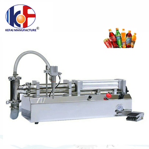 small bottle liquid filler, small bottle liquid filling machine