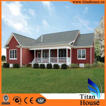 Awesome China Supplier Luxury Modern Design Low Cost Steel Structure House  Prefabricated Homes Best Price