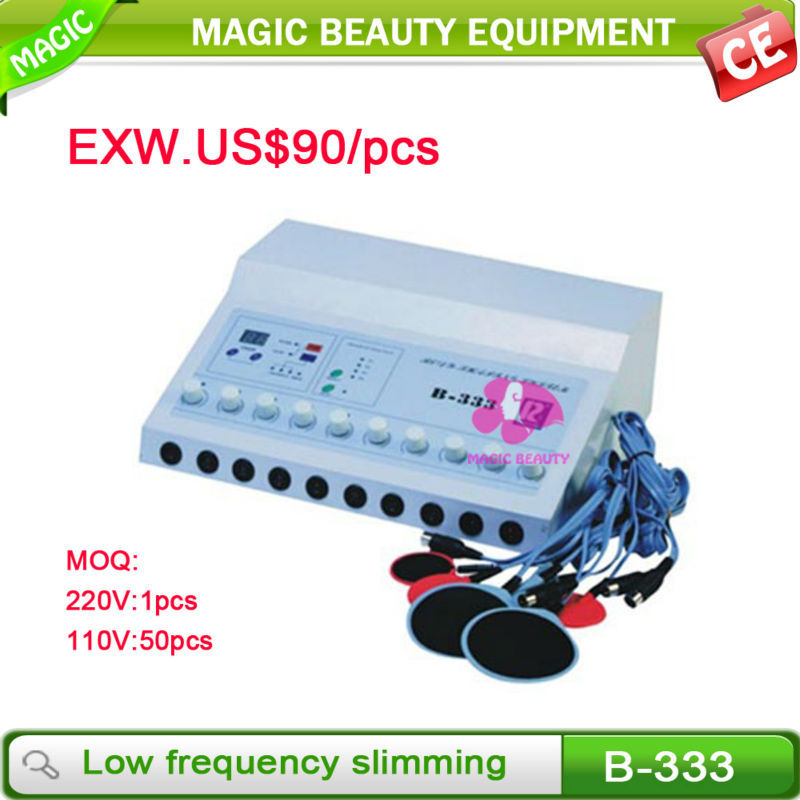 B-333 Electric Muscle Stimulator Ems Tm-502