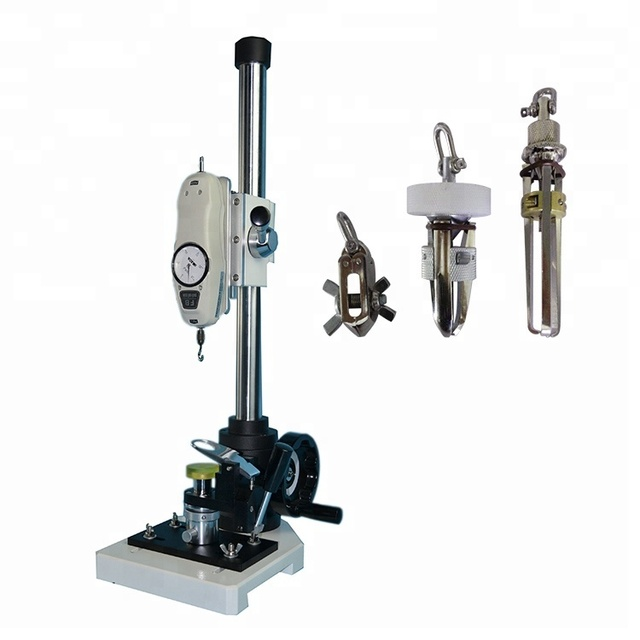 Factory Direct Fastener Tensile Tester/Button Pull Strength Machine/Snap Button Pull Test Machine Price