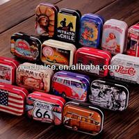 Wholesale Small Metal Tin Boxes