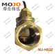 MJ-HS32 cooper material water heater flowswitch mitsubishi air flow sensor for hydraulic engineering Flow Switch