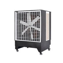 Industrial aircooler evaporative electronic conditioner prices of mobile air cooler with water
