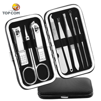 European hot sale manicure and pedicure set