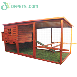 High quality cheap wooden chicken layer cage with mobile wheels