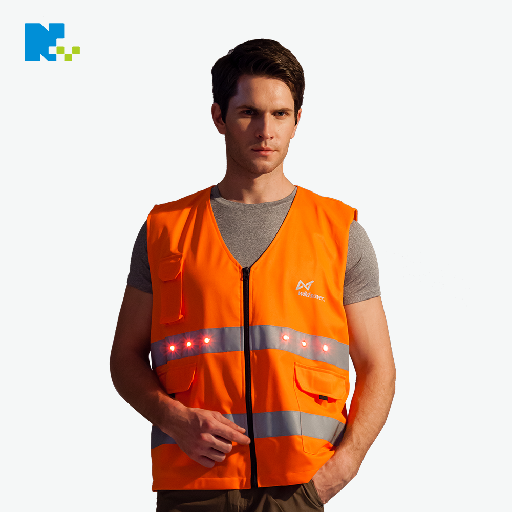 European safety jacket electrician mens uniforms reflective construction hi vis workwear