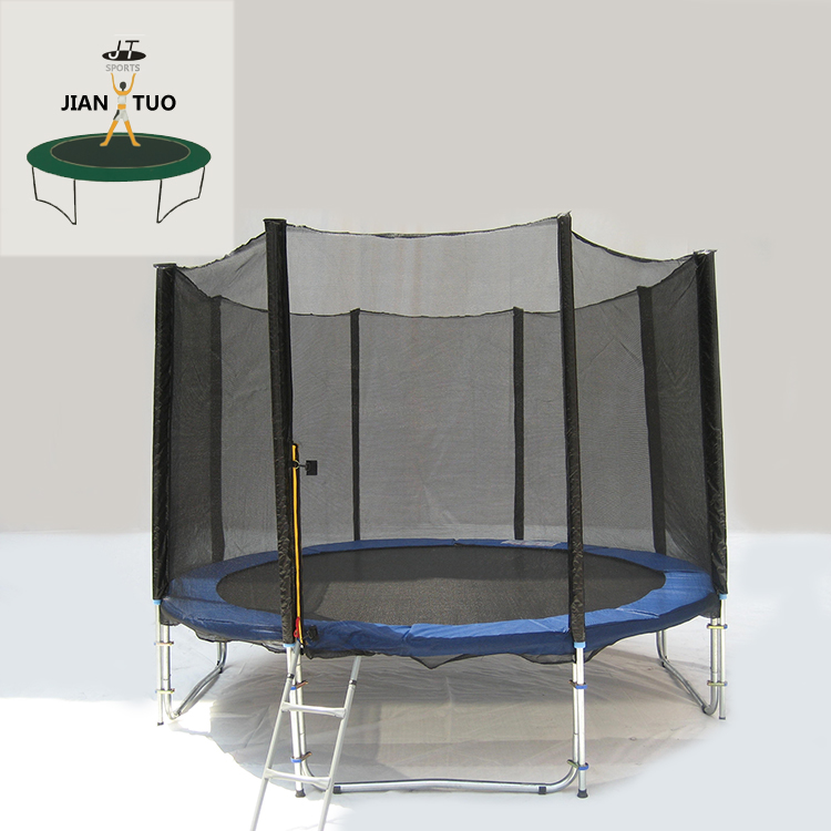 JianTuo Esportes Fábrica 6ft 8ft 10ft 12ft 13ft 14ft 15ft 16ft Trampolim Trampolim Profissional Atacado Fabrica