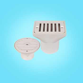 New Swimming Pool Floor Overflow Drain Cover Plastic Material Gutter