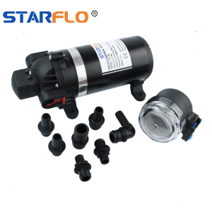 STARFLO DP-60B 24V DC 4.5 LPM 60 PSI small diaphragm water pump price philippines