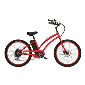 Factory Direct 250W Wholesale Step-Thru city Electric Commuter Bike