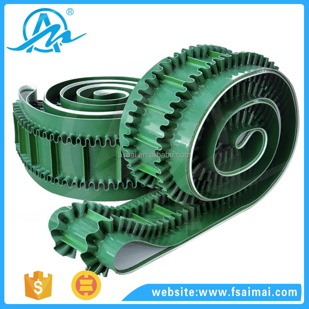 2017 HOT sale industrial Water-Proof Design manual pvc/pu conveyor belt