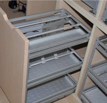 Aluminum Kitchen Cabinet Kitchen Drawer Parts Aluminum Kitchen Drawer
