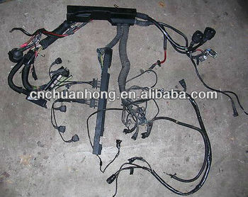 E36 Engine Wiring Harness Complete M50 Obd 1 Non Vanos Auto 92-94 325, on