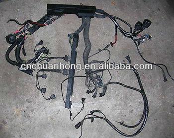 E36 Engine Wiring Harness Complete M50 Obd 1 Non Vanos Auto 92-94 325 on