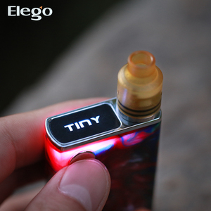 Demon Killer Tiny Kit One of the most tiny mods and RDAs in the world Material: Zinc alloy, stainless steel, PEI
