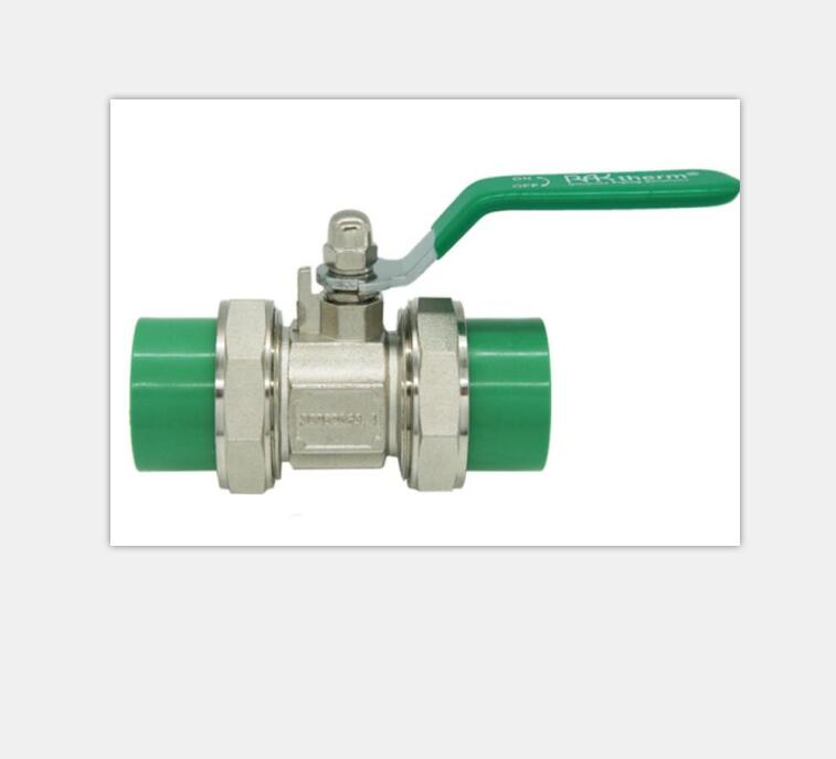 ppr brass ball valve for pipe <strong>fitting</strong>