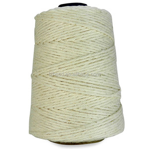 100% Natural Cotton 500 Foot Cone Cooking Twine
