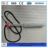 Electroplating accessories industrial Titanium/Telfon/stainless steel heater