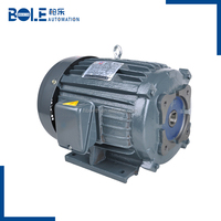 three phase 2HP-4P external shaft electric motor for hydraulic pump