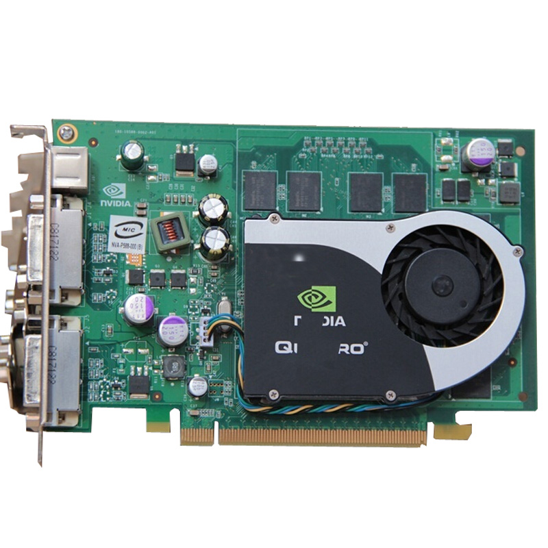 FX1700 VCQFX1700 PCIE-PB 512MB 128-bit GDDR2 PCI <strong>Express</strong> x16 Workstation Video Card For Quadro