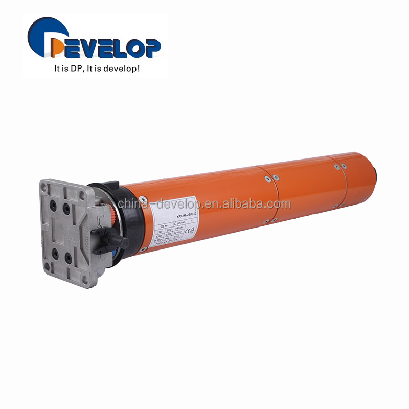 Automatic roll up shutter tubular motor 92mm standard