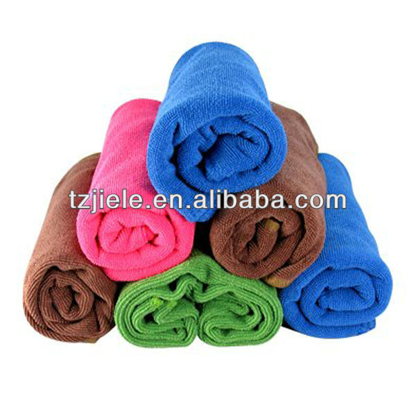 micro fiber cloth absorbent rags