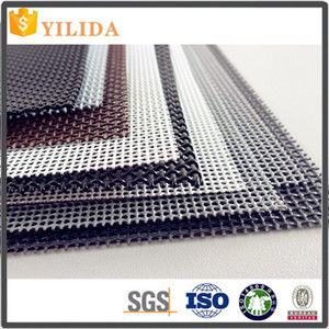 316 marine grade stainless steel security screen mesh