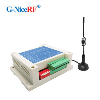 G-NiceRF SK509 5W 8Km in open area bi-directional 4 path remote control switch rf module for Water System Garden