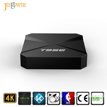 Hot Selling T95E Android Set Top Box Amlogic RK3229 Wireless Trackball Keyboard For Android Hisense Smart Tv Box