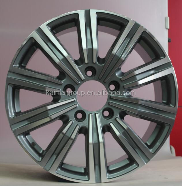 pcd 5x150 car aluminum alloy wheel
