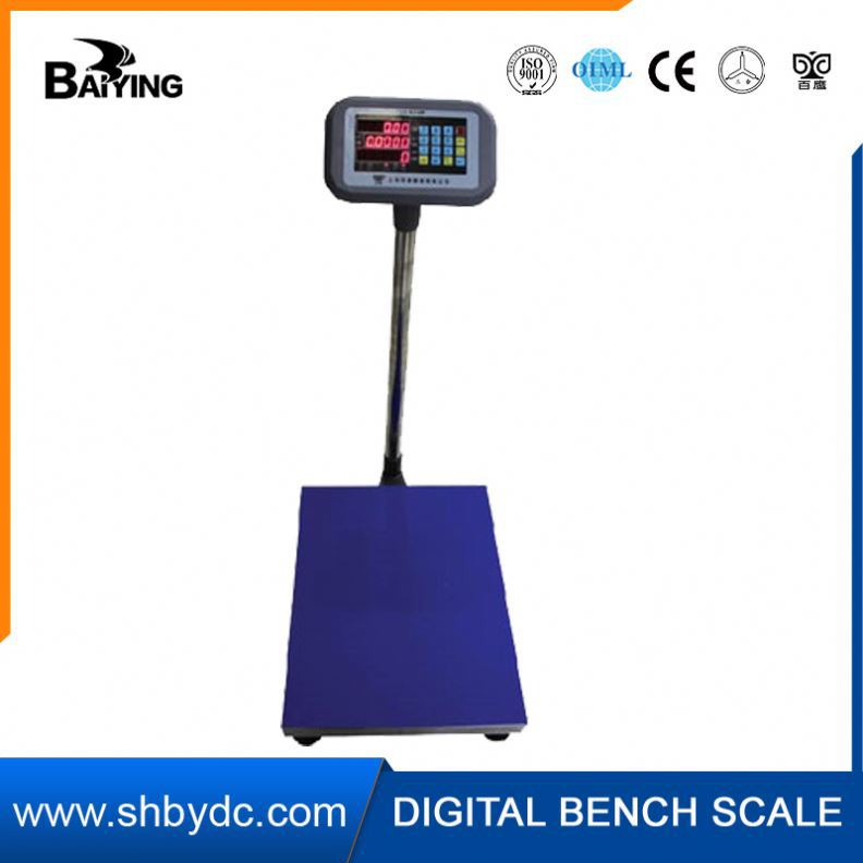 Factory price weighing scales 150kg digital price computing scale lcd