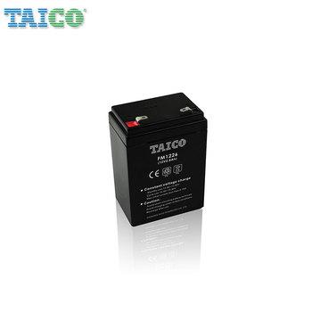 12v security alarm battery