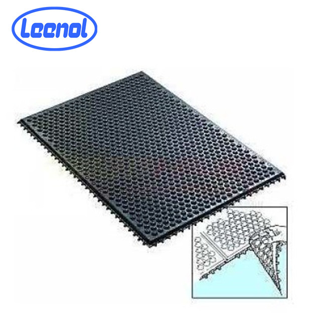 ESD type Anti-fatigue rubber Mat for workshop cheap OEM