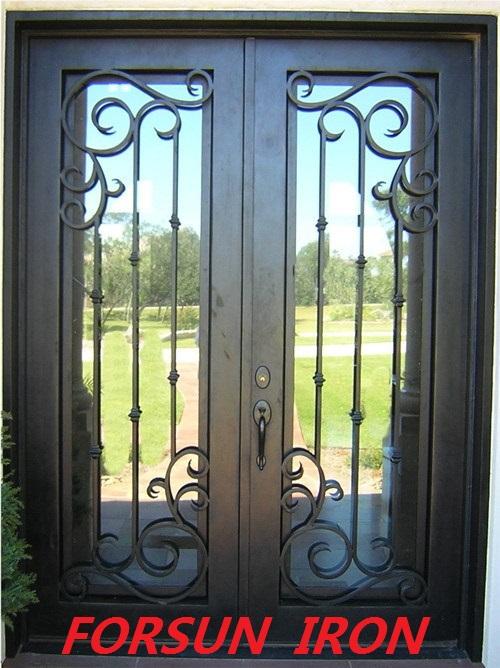 puerta de hierro forjado pies puertas de entrada pies puertas de entrada