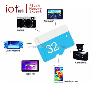 100% Full Capacity High Speed Class 10 32GB Micro TF SD Card Memory Card for PS Vita