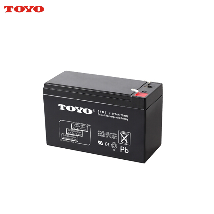 Solar power 12v 4Ah Vrla lead acid battery