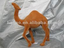 2012 fashionable flocking animal toy