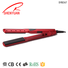 hair straightener fashion dry and wet steam ceramic on/off switch